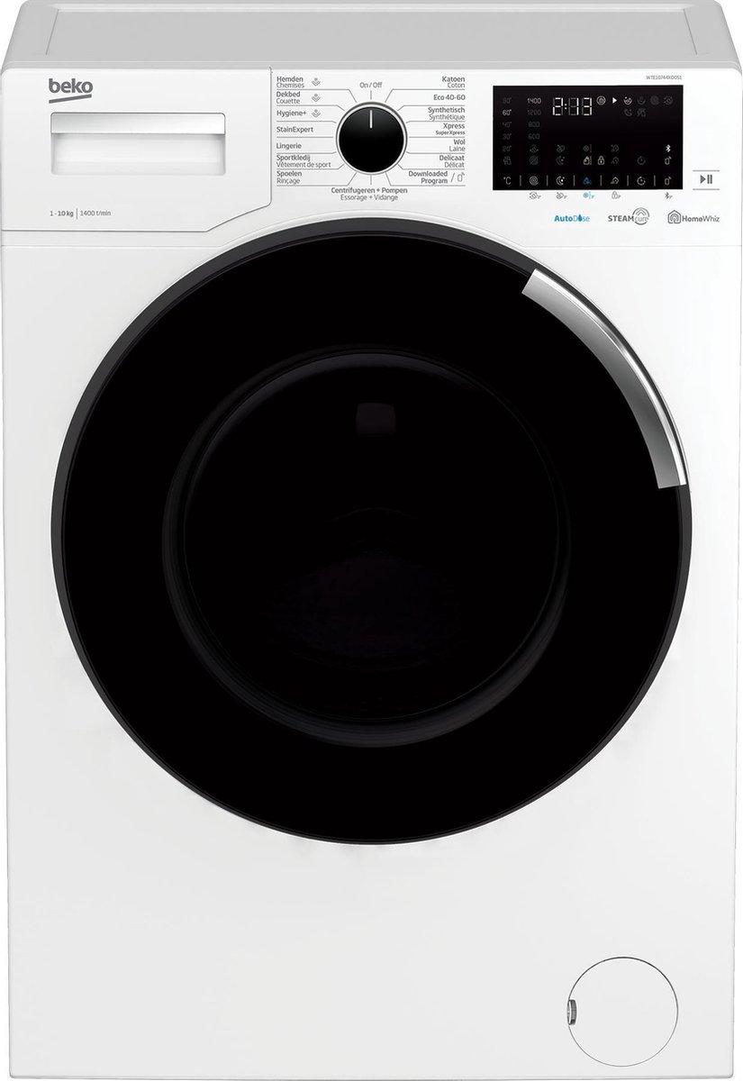 Beko WTE10744XDOS1 – Wasmachine