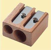puntenslijper Möbius & Ruppert dubbel hout MR-04110000
