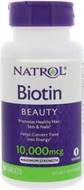 Natrol Biotin 10.000mcg - Maximum Strength
