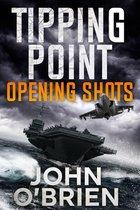 Boek cover Tipping Point: Opening Shots van John OBrien