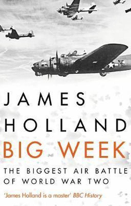 Boek cover Big Week van James Holland (Paperback)