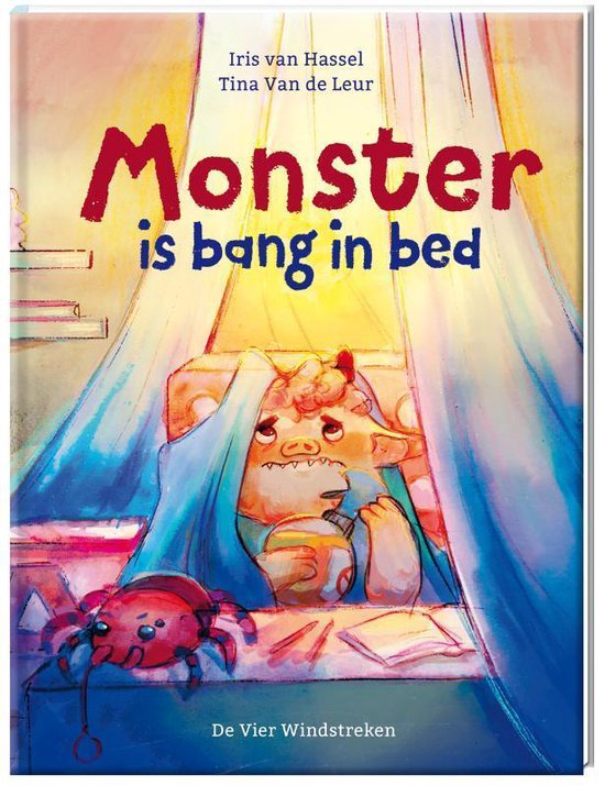 Monster is bang in bed