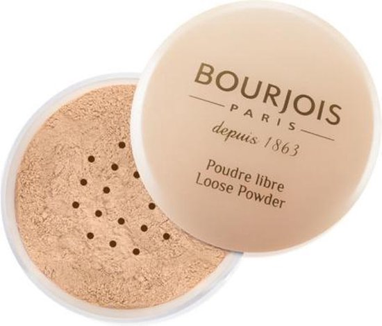 Bourjois Loose Powder - 01 Peach