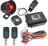 JOM - Inbouw auto alarmsysteem met klapsleutels