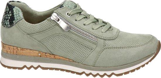 Marco Tozzi Sneakers groen - Maat 40
