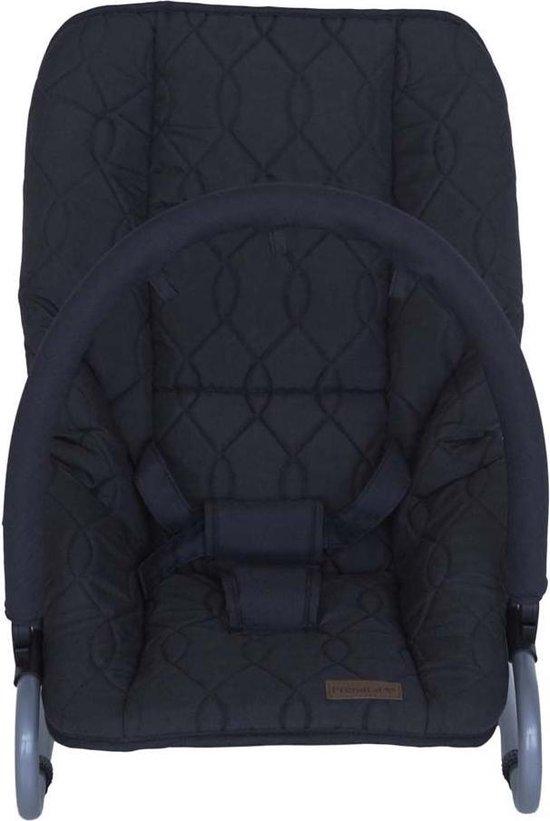 Prénatal Wipstoel Luxe - Baby Accessoires - Zwart