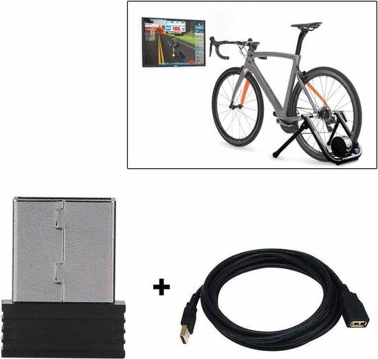 Let op type!! Mini ANT + USB Stick adapter fiets fiets snelheids sensor (draadloos + bedraad)