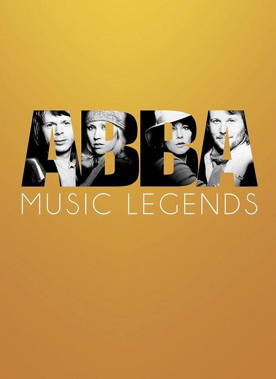 Boek cover ABBA van  (Hardcover)