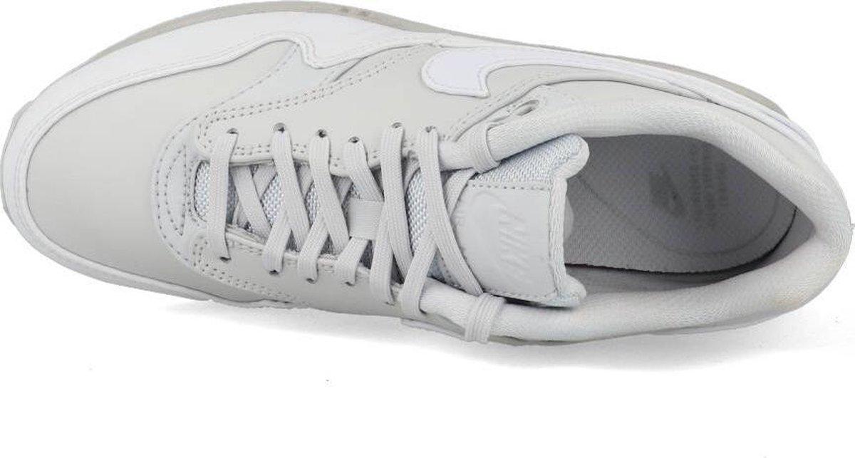 | Nike Air Max 1 LX 917691 002 Wit Grijs 42