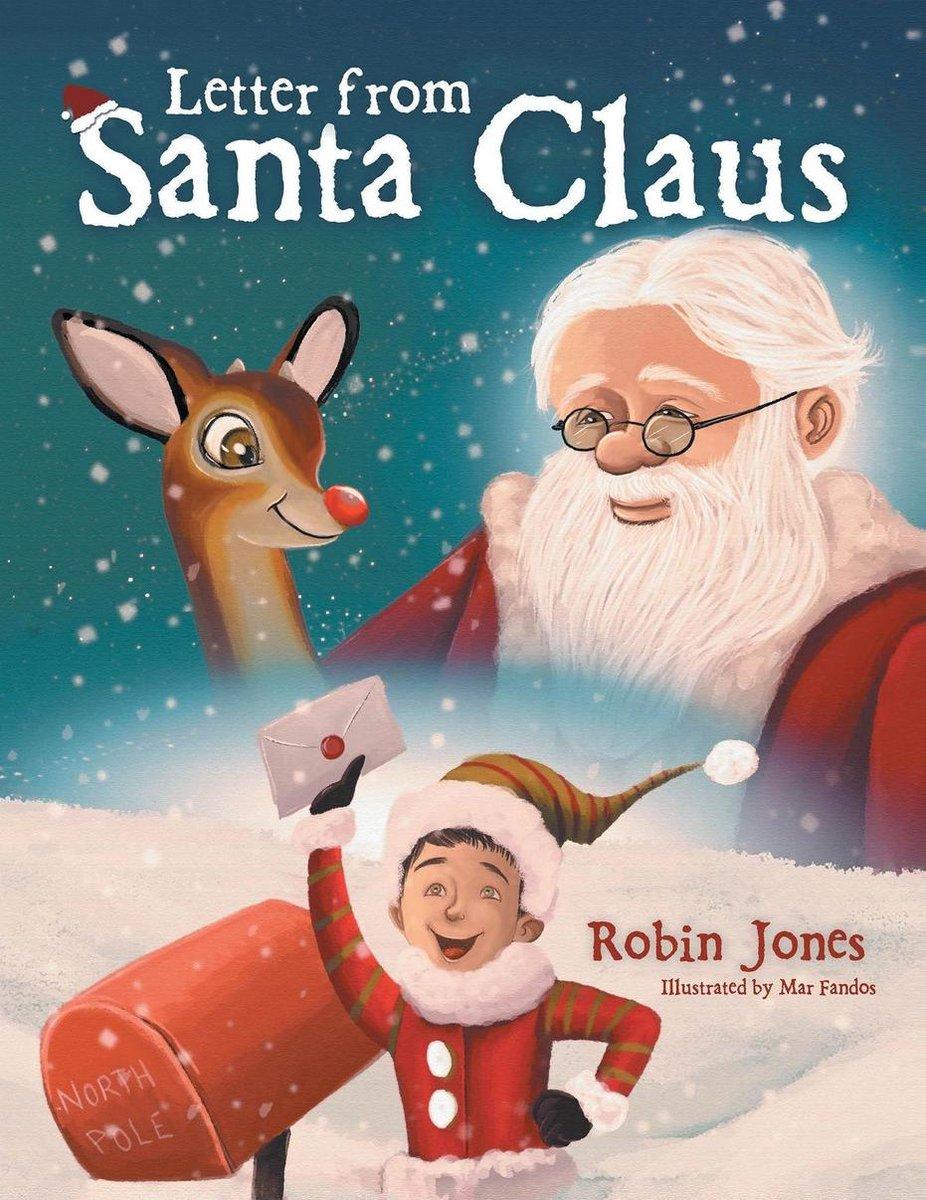 bol.com   Letter from Santa Claus (ebook), Robin Jones   9781643677330    Boeken