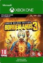 Borderlands 3: Super Deluxe Edition - Xbox One
