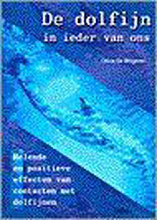 Boek cover De dolfijn in ieder van ons van Olivia De Bergerac (Paperback)