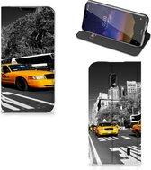 Nokia 2.2 Book Cover New York Taxi