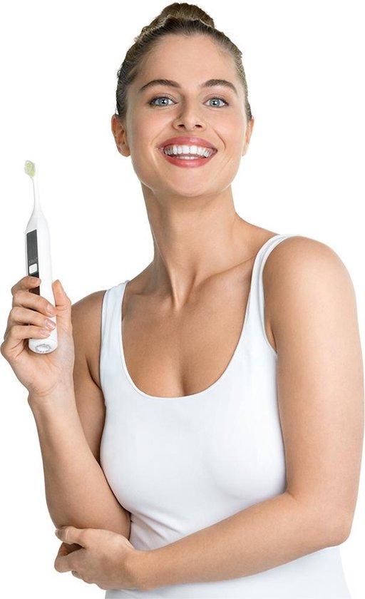 Silk'n Toothwave - Elektrische tandenborstel - Wit, grijs