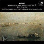 Vivaldi: Concertos pour violoncelle /Dieltiens, Explorations