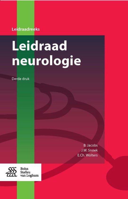 Leidraad neurologie - B Jacobs |