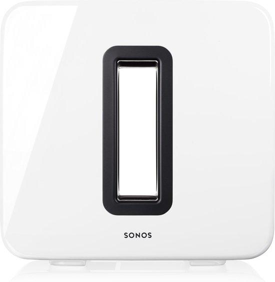 Sonos SUB 2.0 - Subwoofer - Wit