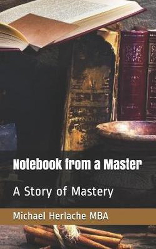 Notebook from the Master
