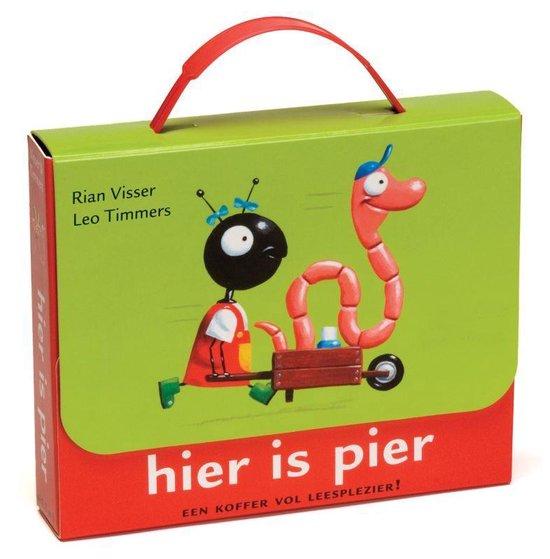 Hier is Pier. Een koffer vol leesplezier! - Rian Visser | Fthsonline.com