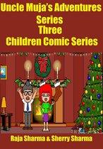 Uncle Muja's Adventures Series Three: Children Comic Series