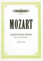 """Missa C-Dur KV 317 """"Krönungs-Messe"""" / URTEXT"""