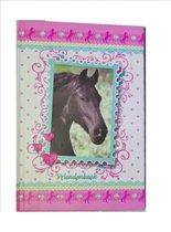 Vriendenboekje meisjes paarden boek
