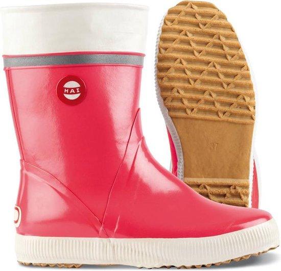 Nokian Footwear - Rubberlaarzen -Hai- (Originals) koraalrood, maat 39 [498-110-39]