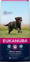 Eukanuba Dog Adult Large Breed - Kip - Hondenvoer - 15 kg