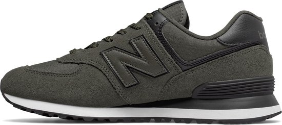 bol.com | New Balance 574 Sneakers - Maat 43 - Mannen - army ...