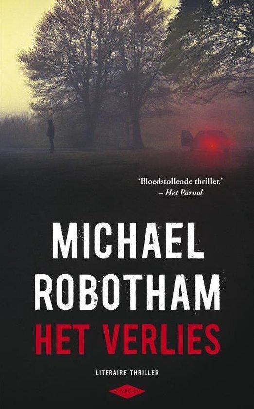 Boek cover Het verlies van Michael Robotham (Onbekend)