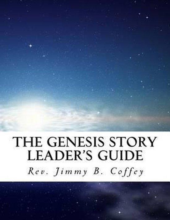 Boek cover The Genesis Story van Rev Jimmy B Coffey (Paperback)