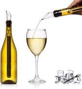Wijnkoeler stick RVS - Wijn koeler -