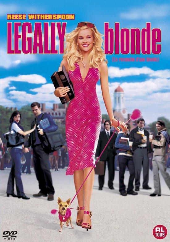 Cover van de film 'Legally Blonde'