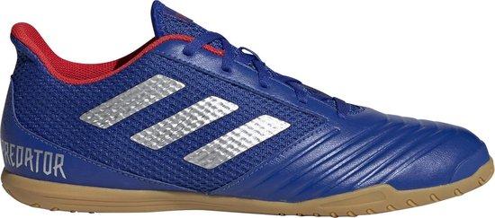 Blauwe Zaalvoetbalschoenen adidas Predator