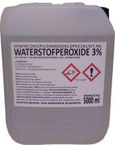 5000ml Waterstofperoxide 3%