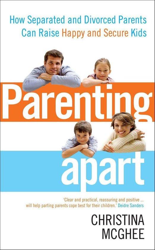 Omslag van Parenting Apart