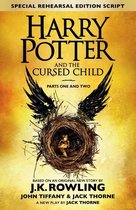 Boek cover Harry Potter and the Cursed Child - Parts One and Two (Special Rehearsal Edition) van J.K. Rowling (Hardcover)