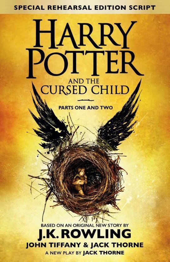 Afbeelding van Harry Potter - Harry Potter and the Cursed Child