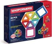 Magformers Basic Set Line - 26 Onderdelen - Magnetische Bouwset
