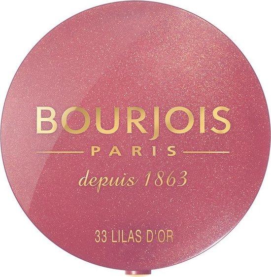 Bourjois Little Round Pot Blush - 33 Light Purple-Gold