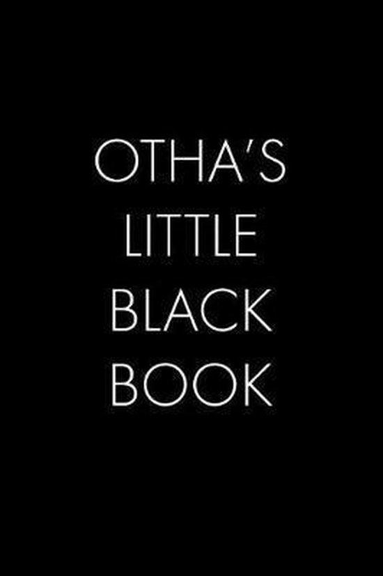 Otha's Little Black Book