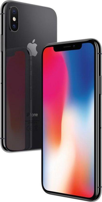 Apple iPhone X - 64GB - Spacegrijs