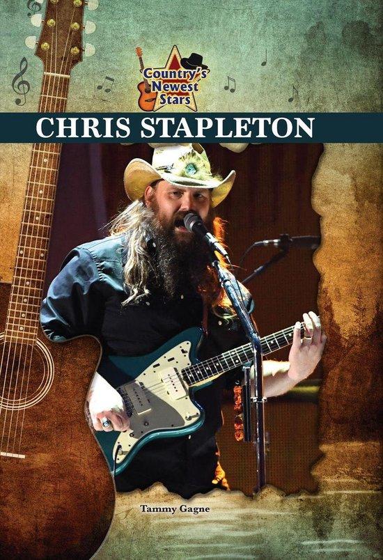 Boek cover Chris Stapleton van Tammy Gagne (Onbekend)