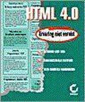 Html 4.0 (ervaring niet vereist)