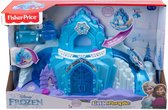 Fisher-Price Little People Disney Frozen Elsa's IJspaleis - Speelfigurenset