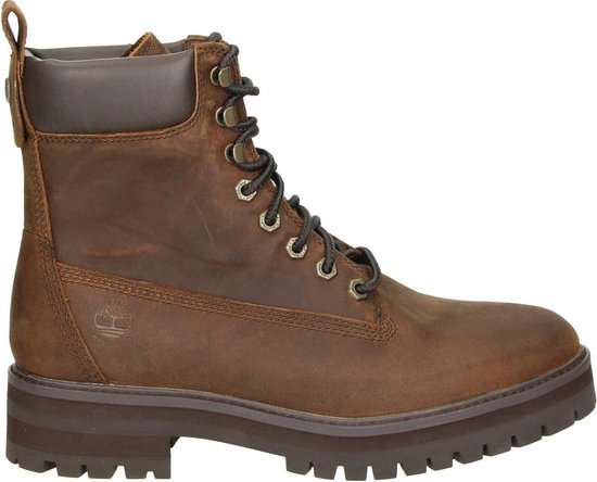 Timberland Courma Guy heren veterboot - Cognac - Maat 40