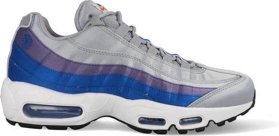 nike air max 95 blauw wit