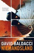 Boek cover John Puller  -   Niemandsland van David Baldacci (Paperback)