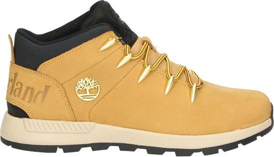 Timberland Sprint Trekker heren sneaker - Geel - Maat 43,5
