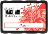 Stempelen - Wendy Vecchi Make art blendable dye ink pad poppy - 1 stuk